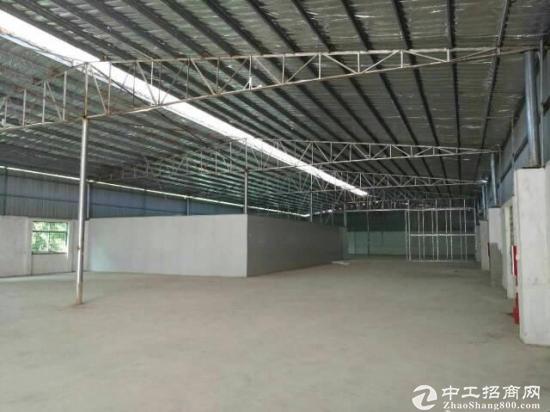 惠州惠阳白石独栋钢构厂房出租 带红本环评和消防批文