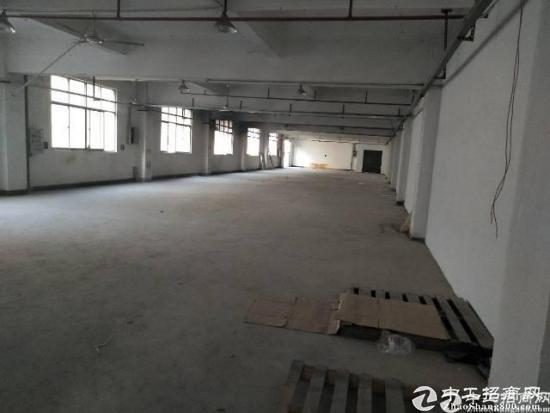 惠阳镇隆8000平方原房东独院标准厂房招租