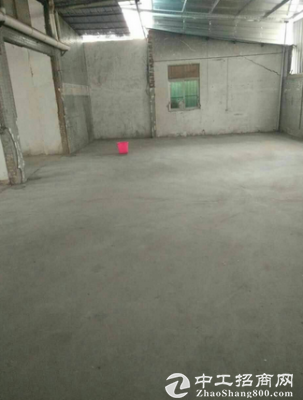 高埗卢溪独门独院600方铁皮厂房