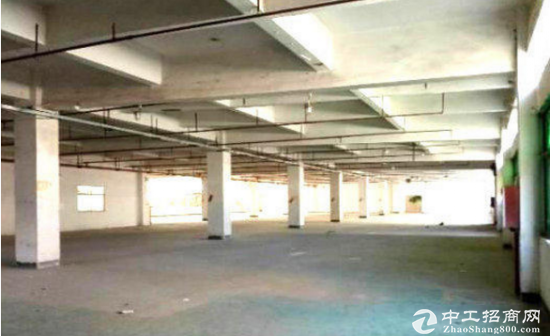 卢溪三楼1200平厂房出租,现成办公室,有消防喷淋