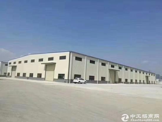 坪山全新钢构厂房出租高度6.5米,可分租