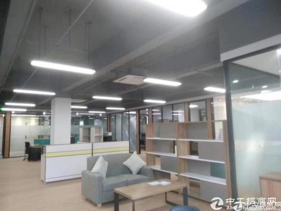 原房东石井新出精装修办公楼856平方出租