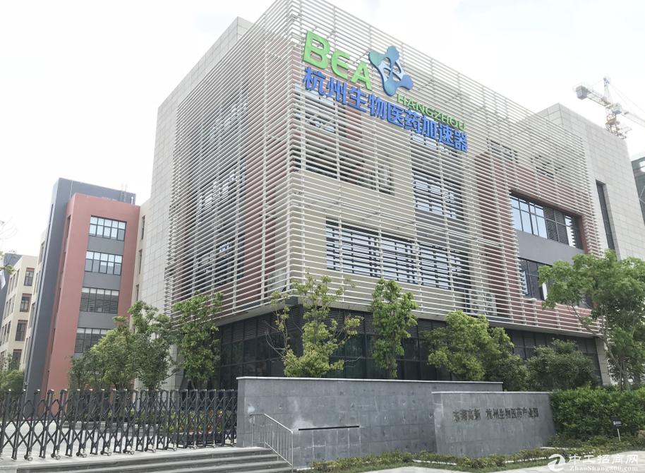 生物医药、医疗器械、大健康产业GMP标准厂房