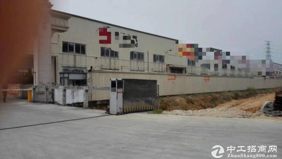 东莞黄江镇社贝村独院厂房出租8200平方