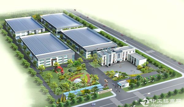 【金山区近松江】2万多平厂房独栋每幢4000平可分租104工业园