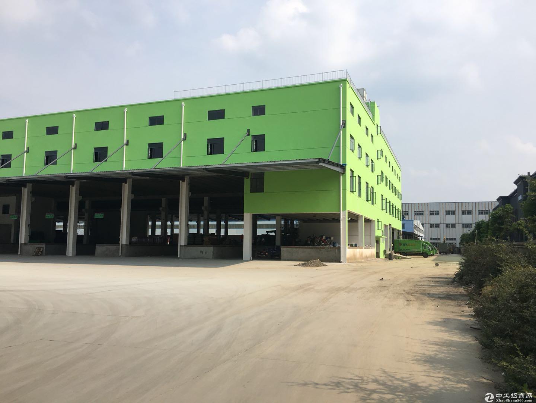 泽兴物流园区2号厂房2楼6000平方招租电商 物流中转 仓储 轻工业加工