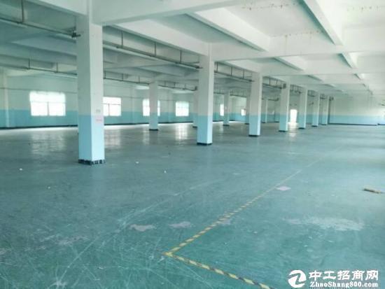 东莞厚街桥头有厂房出租,工业区内4楼800方现成装修租12