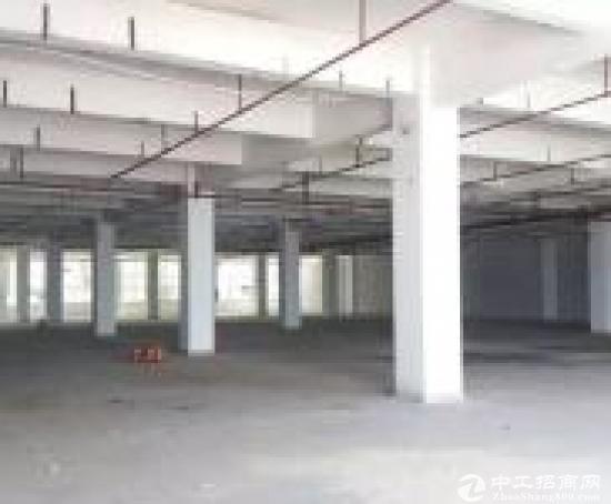 布吉上李朗新出全新47000平米厂房出租