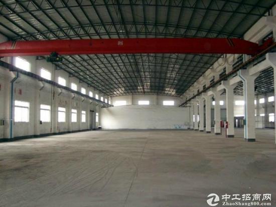 大朗单一层重型工业厂房7800平方米出租