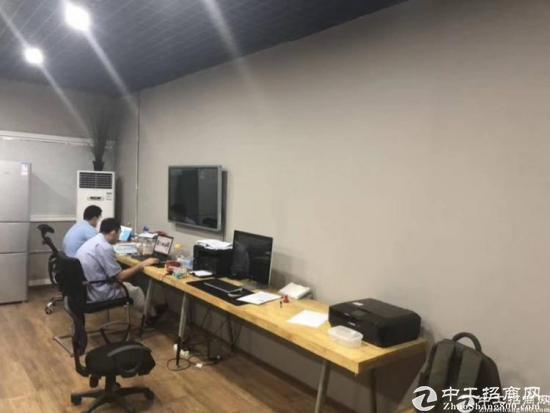 布吉龙山工业区480平方带装修厂房招租