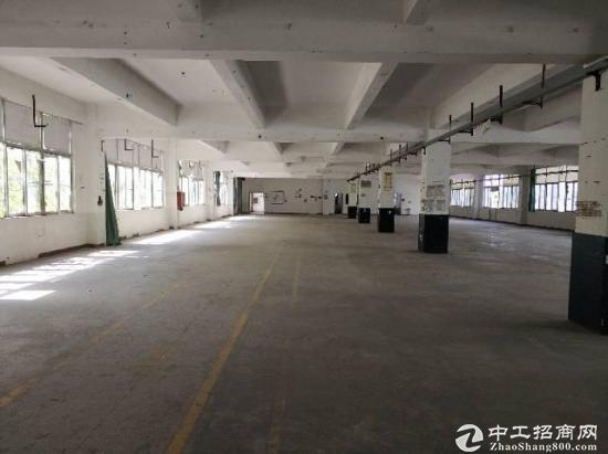厚街镇宝塘工业园区现厂房三楼整层1400平米超低价13块出租