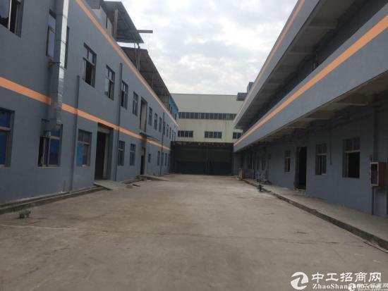 厚街镇廖夏村一楼1300平,高度6.5米,配电315 招租 价格好谈