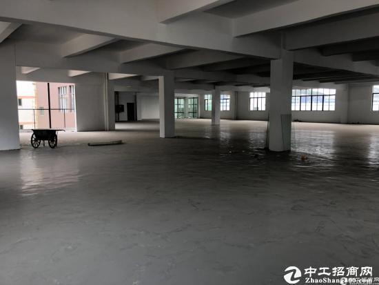 平湖l一楼5200平米厂房出租