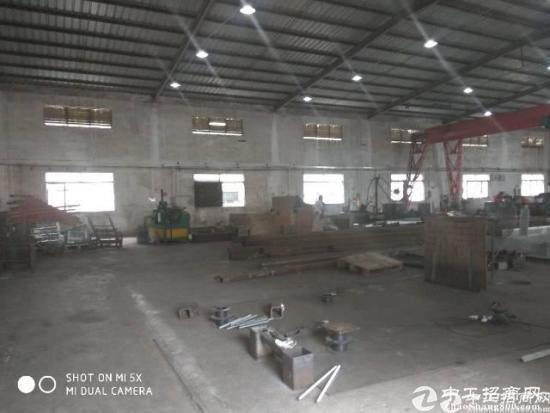 平湖新出钢结构3820平米厂房出租