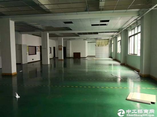 龙岗五联新出原房东700平标准厂房出租