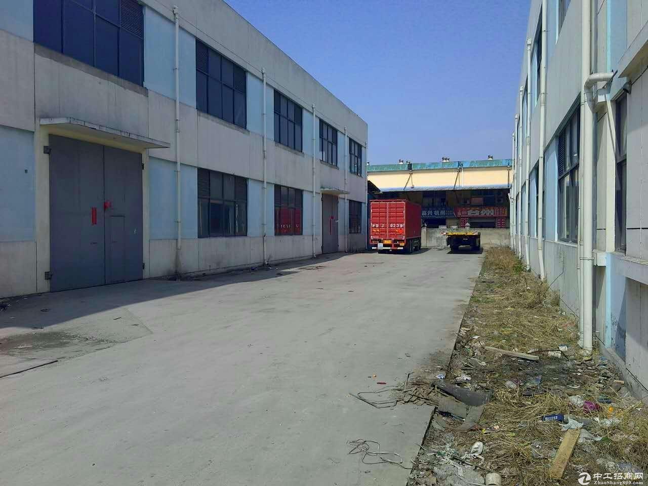 松江区独栋 近G15高速 可生产研发 可按揭
