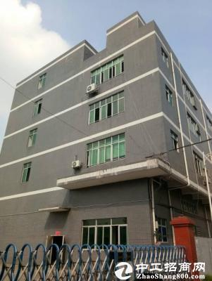 大朗镇独院厂房一楼分租630平精装修,面积实在零公摊