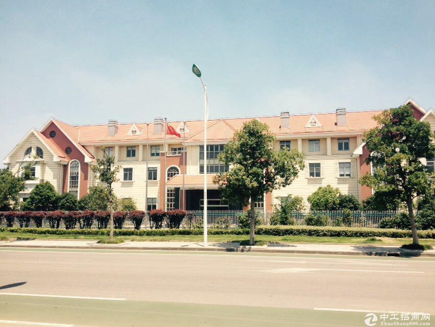 松江大学城附近园区大小面积随意挑选都有独立产证