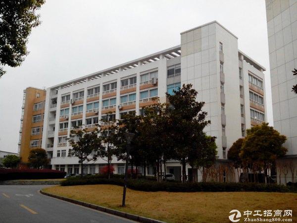 松江工业区民益路漕河泾园区独立产权办公研发厂房出售