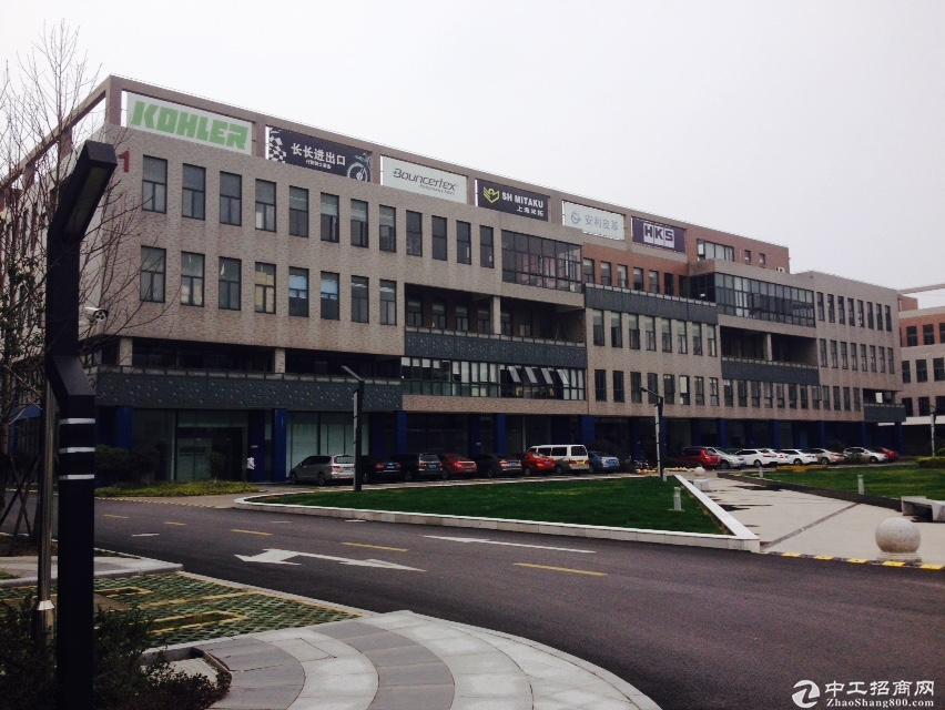 青浦重固独栋占地425平绿证50年精装办公总部研