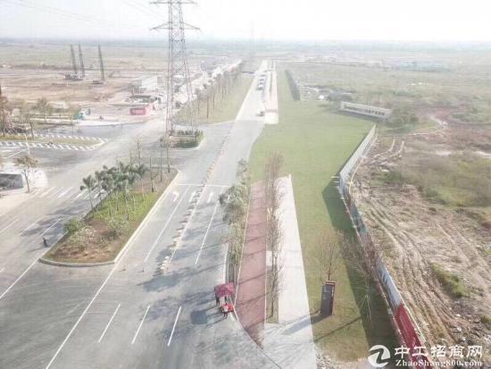 深圳周边惠阳区政府扶持工业用地80亩招商,可自建厂