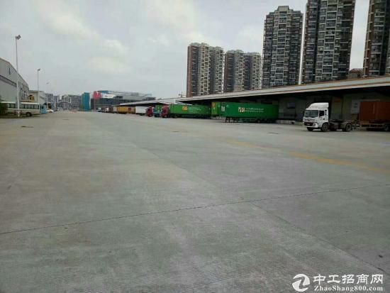 原房东龙岗爱联 滴水10米 5000平钢构仓库可分租