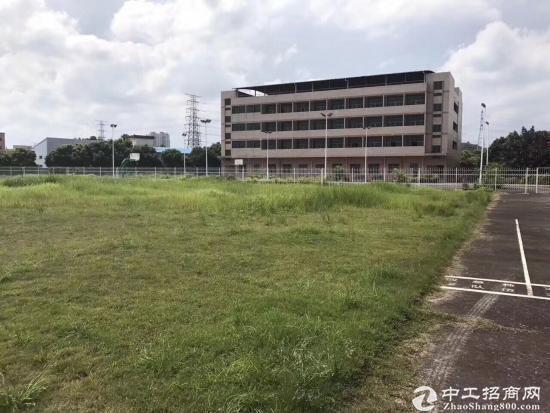 东莞塘厦高速路口独院厂房出售2万平方