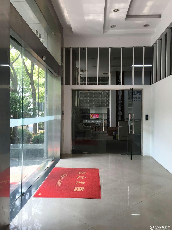 康桥园区新出1楼1500平研发厂房、展厅、仓储