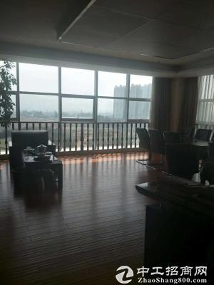 龙泉经开区核心地带1500平带行车环氧地坪厂房出租
