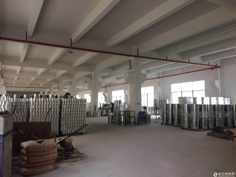 潮连全新2450平方米厂房出租