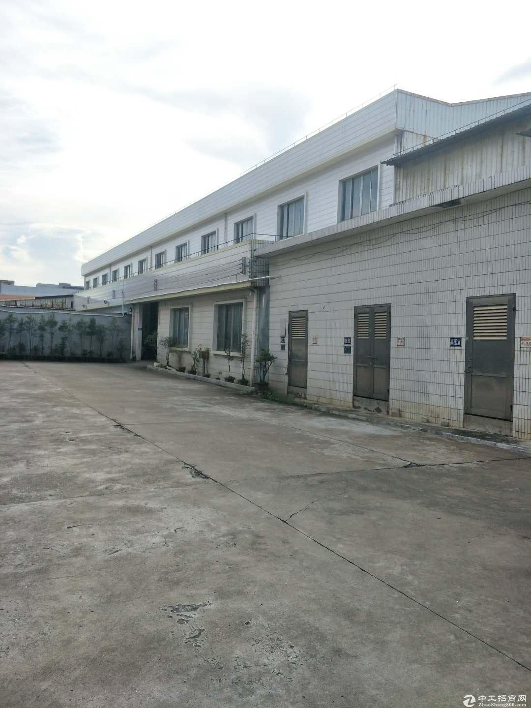 高新区独门独院单一层2800方厂房招租 高12米带航吊