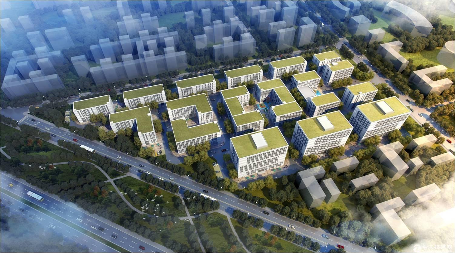 北京周边 能办理环评 4层研创独栋  面积1300~3300 有房本 京津腹地