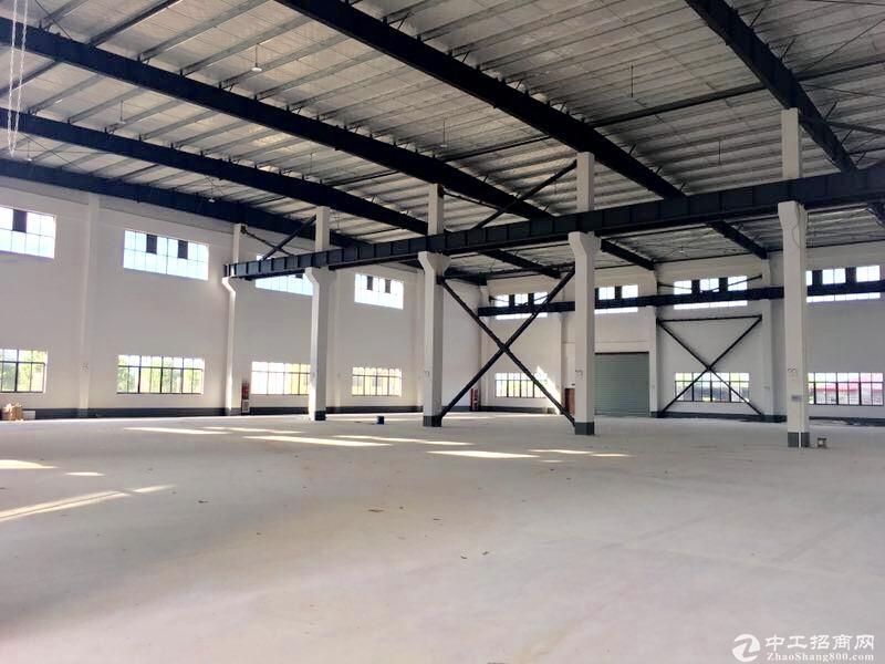 【朱泾工业园区】2万多平厂房招商独栋每幢4000平起租