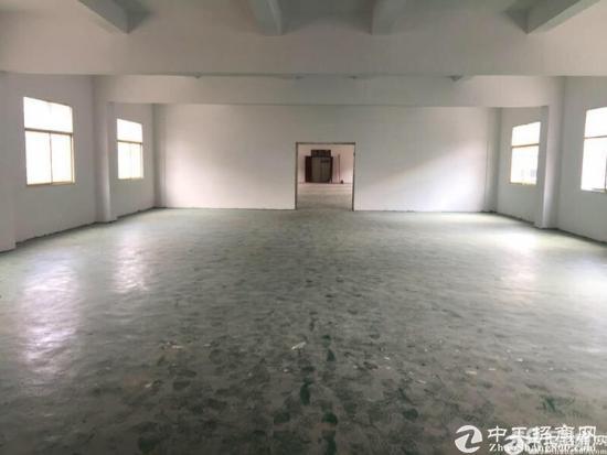 六约埔厦工业区720平米厂房原房东带装修厂房出租