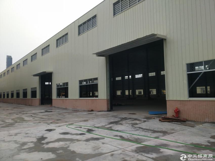 20000方狮山独院标准厂房,配套齐,交通方便电大-图2