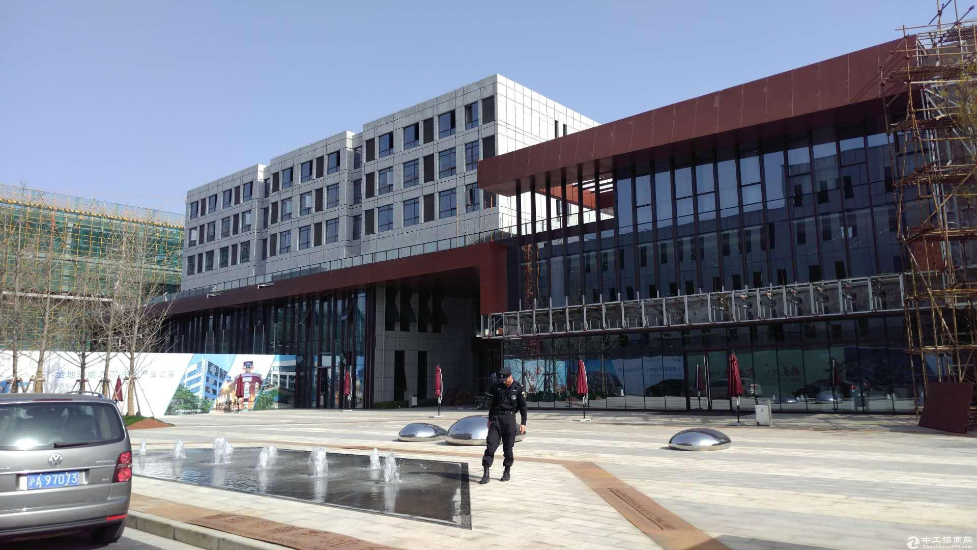 科技研发孵化基地,全新大楼,正规104板块,歆翱智