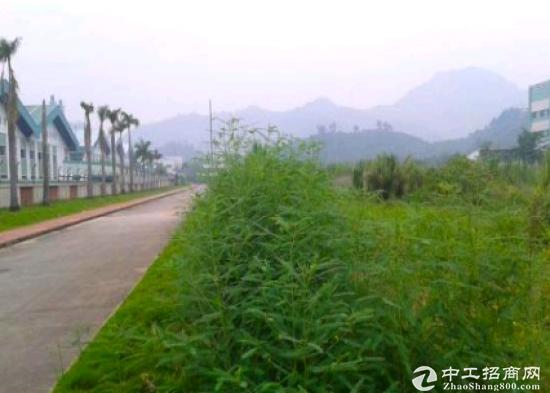 广东江门国有证工业用地 180亩出售