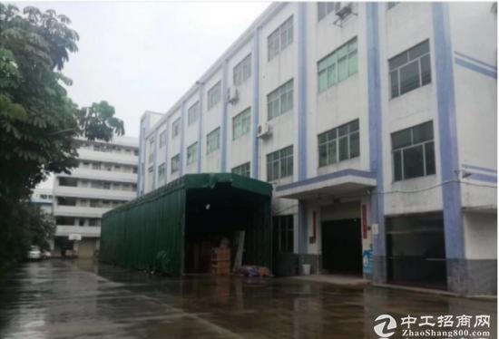 深圳龙岗红本独院厂房出售1.68亿,双证齐全