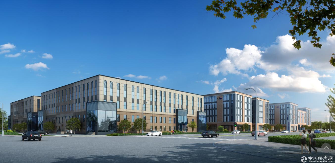 正规工业园出售800-8000平米独栋办公楼厂房1
