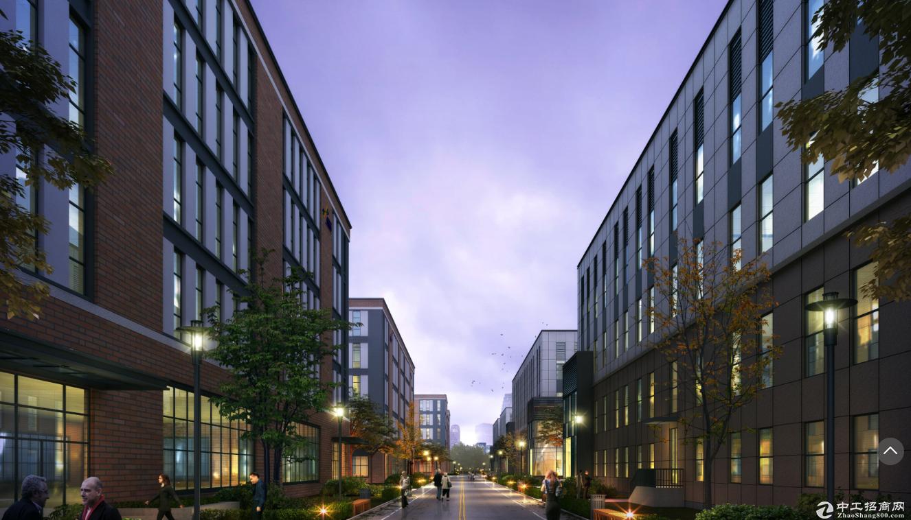 正规工业园出售800-8000平米独栋办公楼厂房1-图2