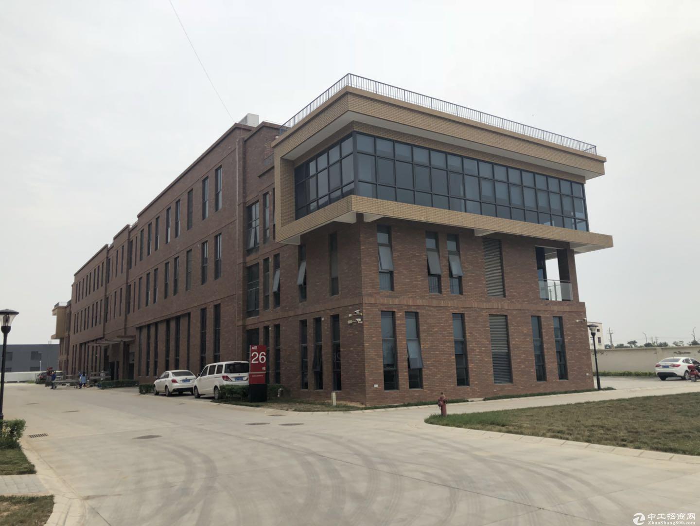 正规工业园出售800-8000平米独栋办公楼厂房1-图4
