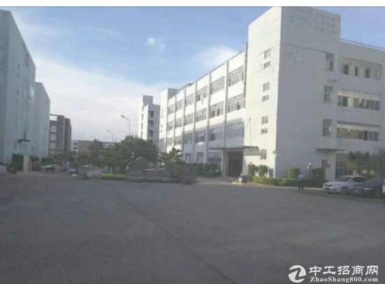 (出租) 松岗村委独院厂房新出4栋一楼到三楼出租精装修无公摊