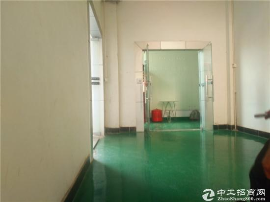 横岗 厂房 永湖地铁附近大工业区楼上1200平 出租