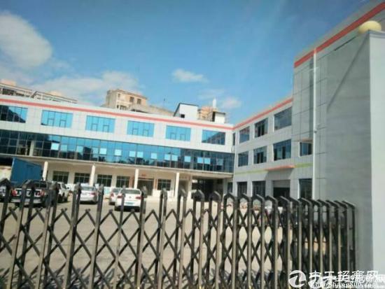 横岗228工业区一楼精装修厂房一楼1800平方出