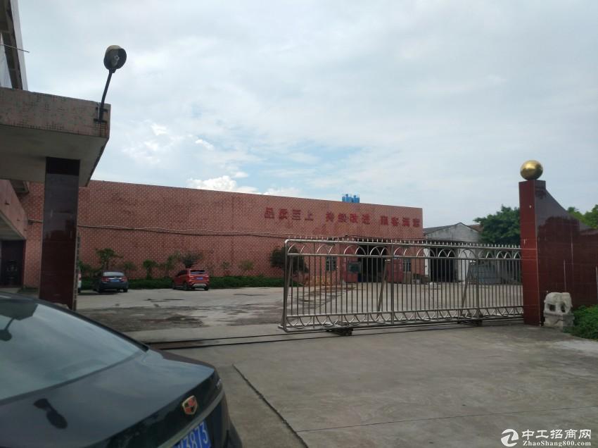 10000方独院厂房狮山一环附近,交通方便,配套齐全-图2