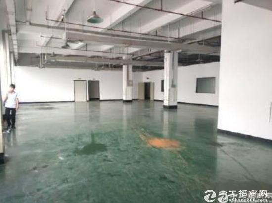 原房东,深圳布吉上李朗新出一楼1750平米厂房出租