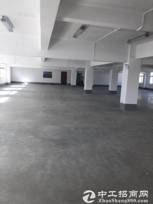 清溪镇靓盘,占地面积约6000,红本厂房出售