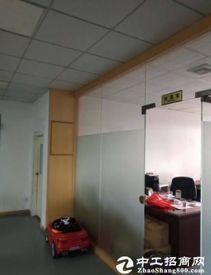横岗 六约塘坑地铁站 500平方带装修厂房出租