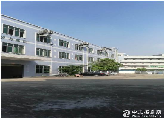 出租)坪山大工业区新出独院三层6000平方厂房