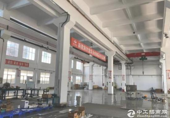 龙岗同乐高速口8500平米钢构分租超大空地急租